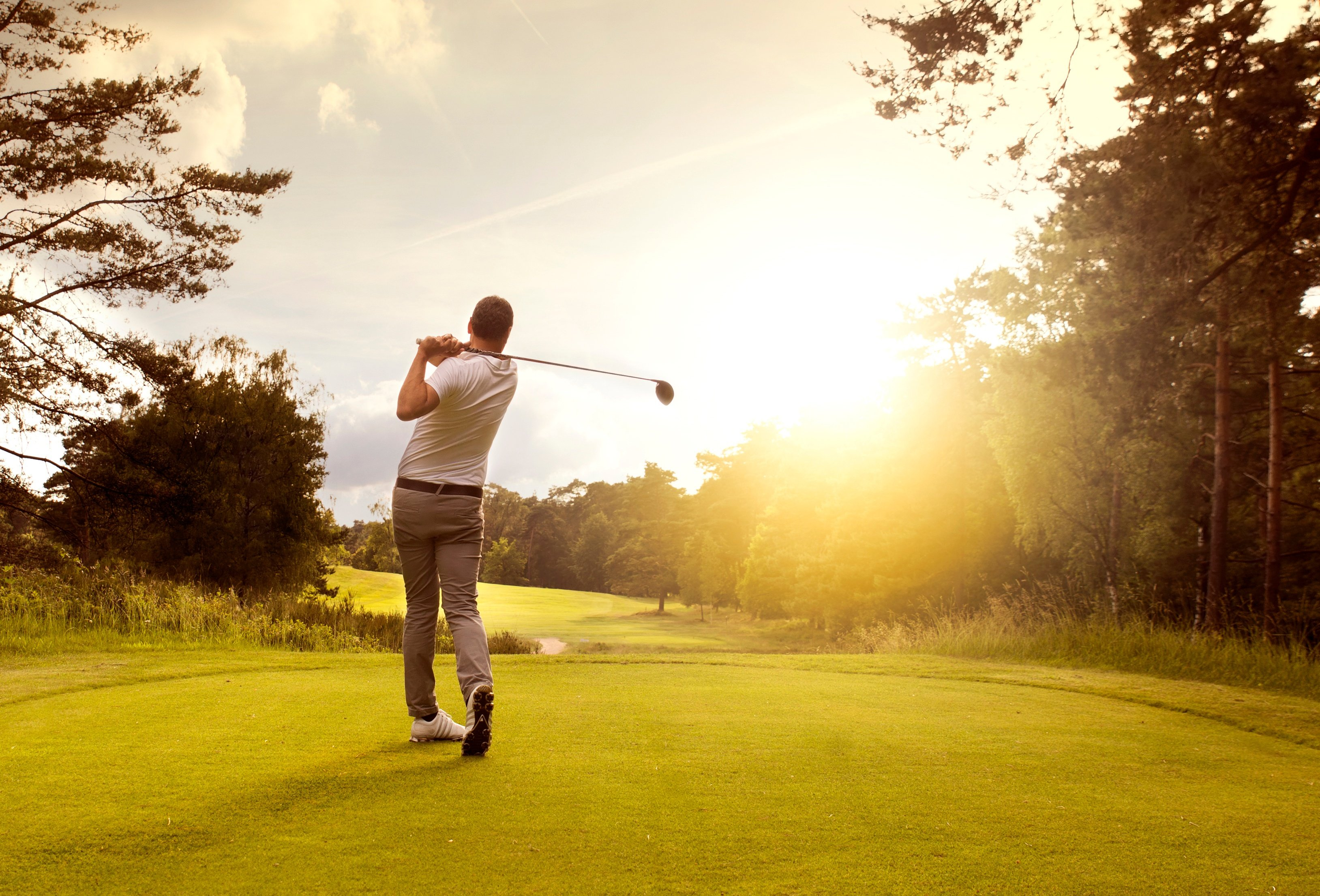 As most golfers know, mosquitoes are just another hazard to deal with when out on the golf course.